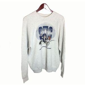 South Tama County Gray Sweatshirt Men Size XL
